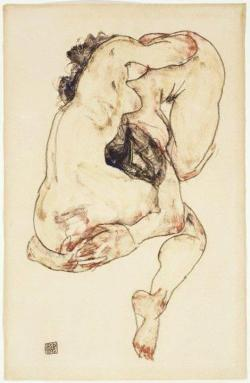 labyrinthianmind:  Study of a couple, Egon Schiele 1890-1918