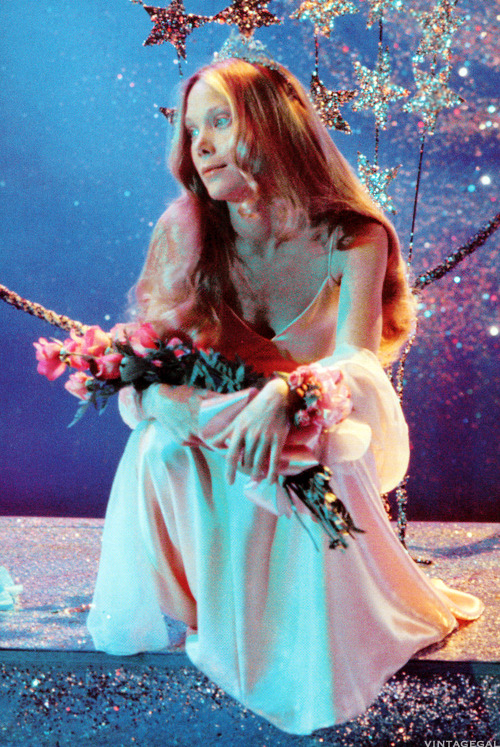 vintagegal:  Carrie (1976)