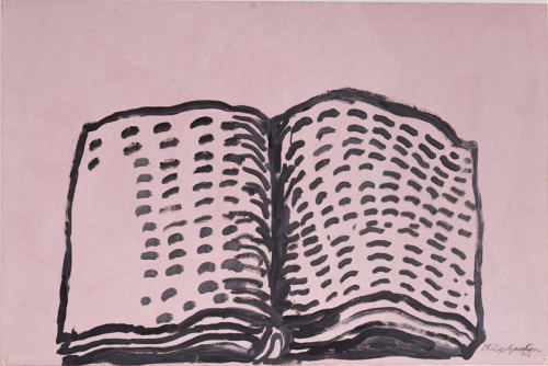 altcomics:  Philip Guston