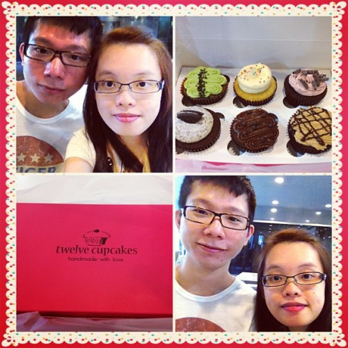 Day out with fiancé @dengchuwu