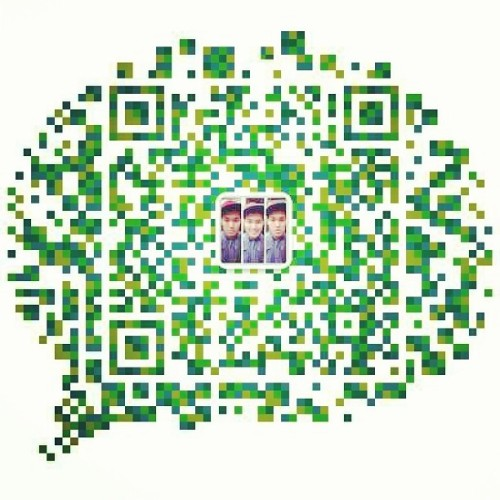 Scan QR code and add me up on WeChat. Other alternative search my WeChat ID: miyobrionesjr