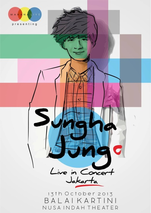 sunghajungfans:  Sungha Jung Live in Jakarta, Indonesia. (Nusa Indah Theater ,Balai Kartini).