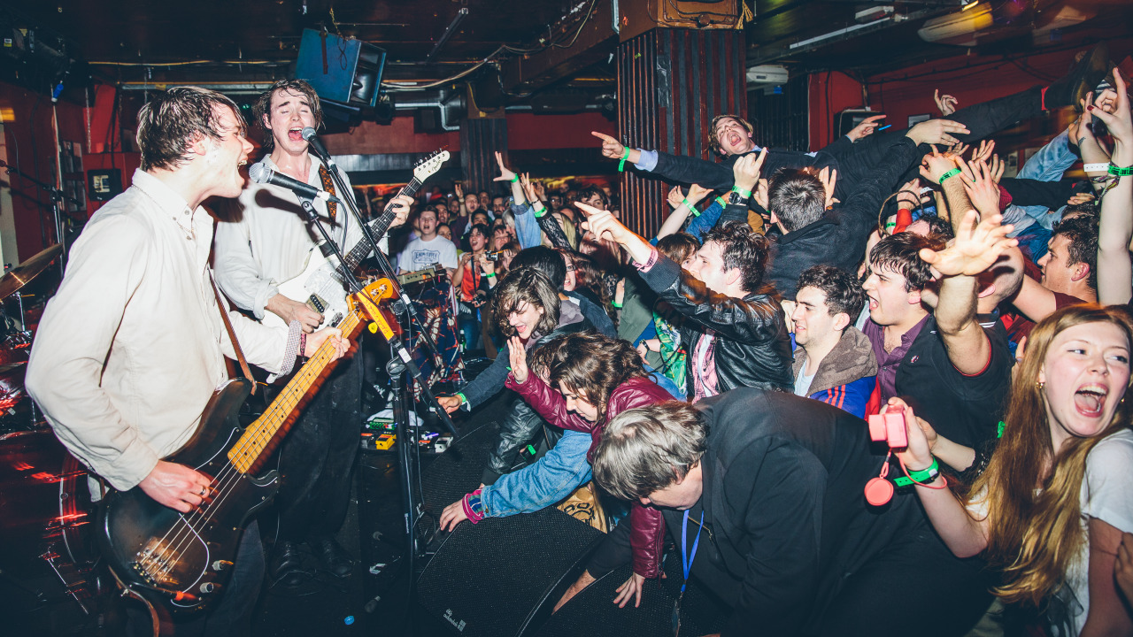 Palma Violets // Converse Gigs // 100 Club  I saw this doing the rounds on the official PV tumblr, so time to put it on mine!  Rather than reblog with all their notes, I want to stick up this 16:9 ratio image, I just can't get enough of editing in this aspect at the mo.