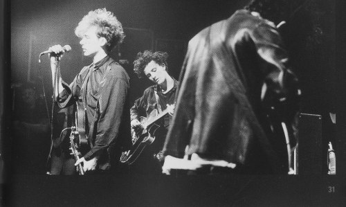 Jesus and Mary Chain.