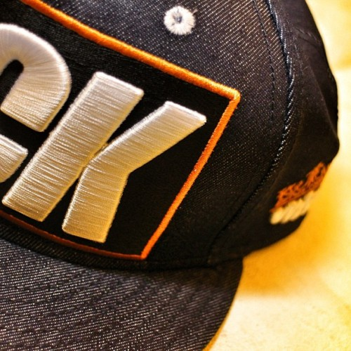 "Coming soon.. @wipcaps X @nckatmtc ""The Glider"""