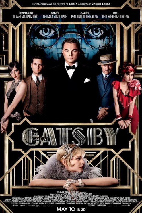 Movie Review: The Great GatsbyView Post