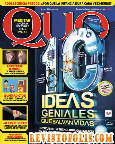Quo Mexico Diciembre 2013