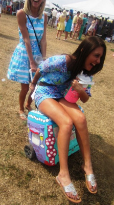 sororitysugar:  AΦ cooler FUN ♡