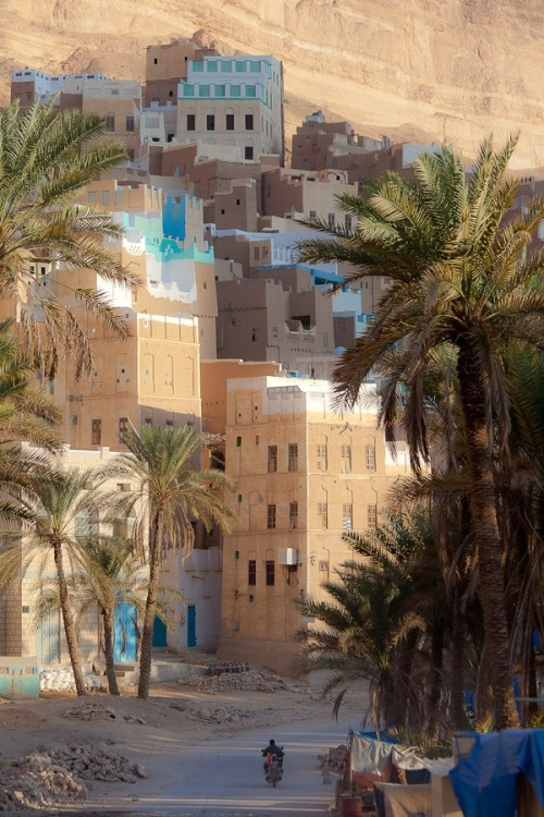 keif-al-hal:  Wadi Doan, the tribal region of Hadramawt, northeast Yemen