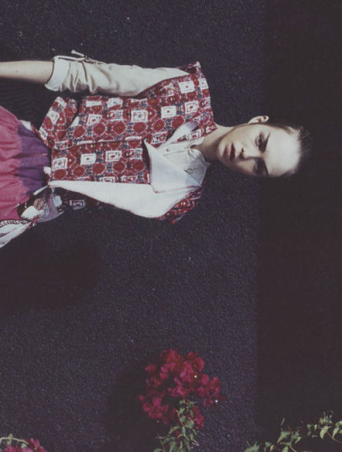 nomecalles:  Siri Tollerod by Nick Haymes, I-D #283 March 2008