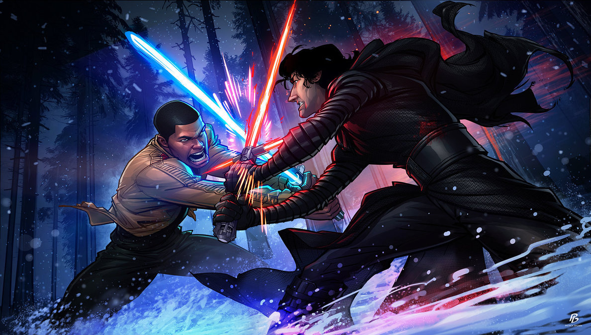 Star Wars: The Force AwakensCreated by Patrick Brown