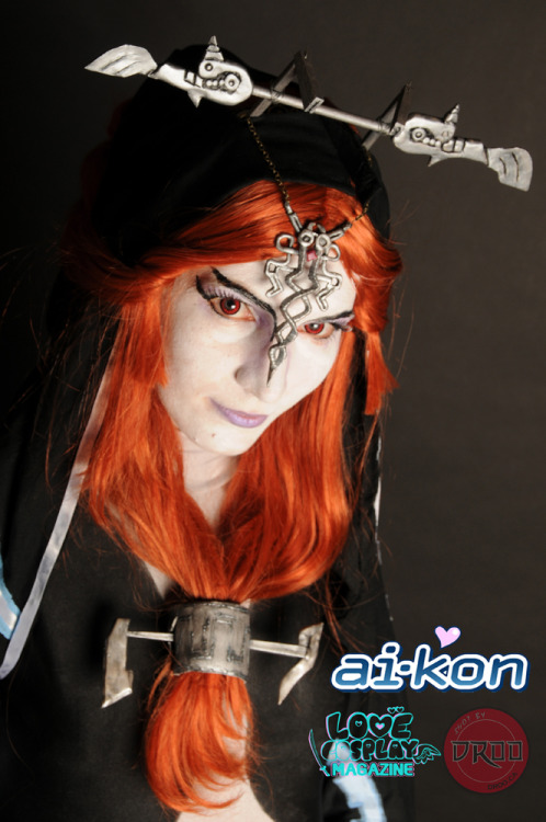 Cosplay by Sabrina Photo taken at Ai-Kon 2012 at my photography booth Photo by DROO Image © Droo Photographer