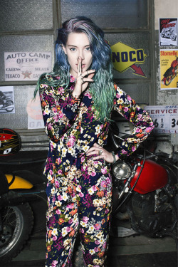 jessijaejoplin:  Chloe Nørgaard for Complot Invierno 2013 Collection http://jessijaejoplin.buzznet.com/photos/chloenorgaardfeature/