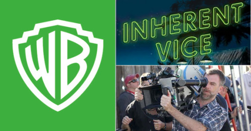 EXCLUSIVE: Warner Bros. Financing 'Inherent Vice' Which Begins Shooting This Month; Robert Elswit Returning As DP