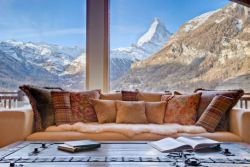 (via Luxury Living in Chalet Grace, Zermatt!)