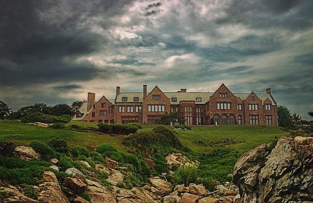 Rough Point, Newport, RI