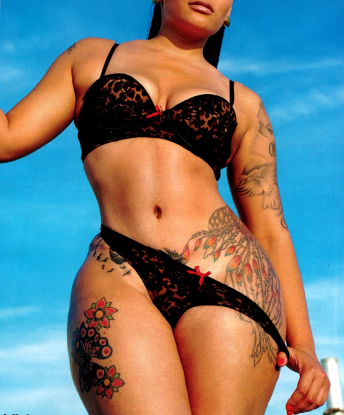 thickwifeslady:  Luv the ink