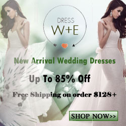 Modest Wedding Dresses 2015 of Dresswe.com