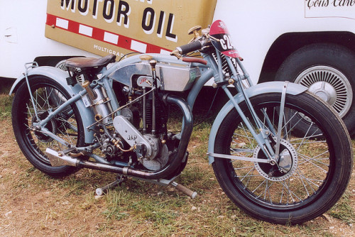 americabymotorcycle:  31 - Terrot-JAP 250 by Cédric JANODET on Flickr.