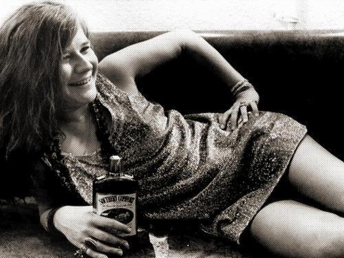 Janis Joplin. (Maybe - Listen here)
