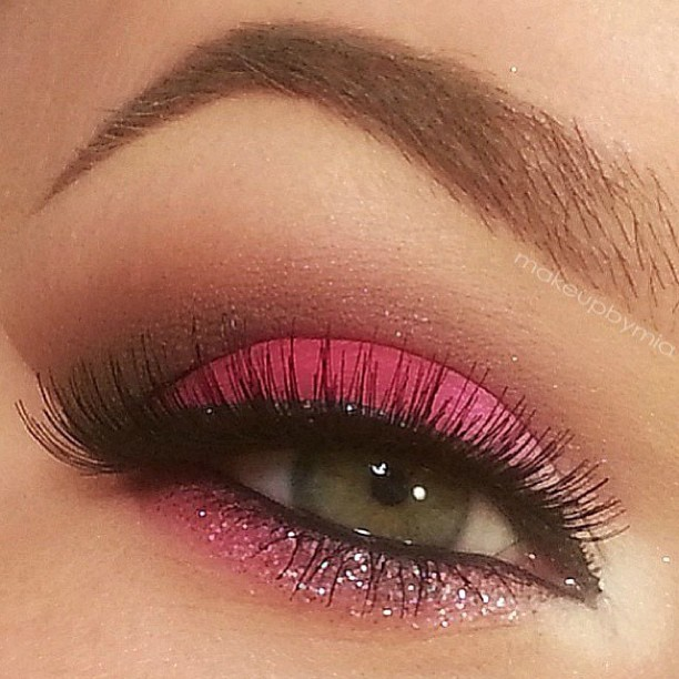 mimishallalco:  @makeupbymia #eyemakeup #makeup #elegant #chic #fashion #trendy #style #hot #cool #2013 #new #addict #beautiful #loveit #followme #q8 #usa  #uae #ksa #bahrain #uk#swag #yolo #obsessed #mimishallalco