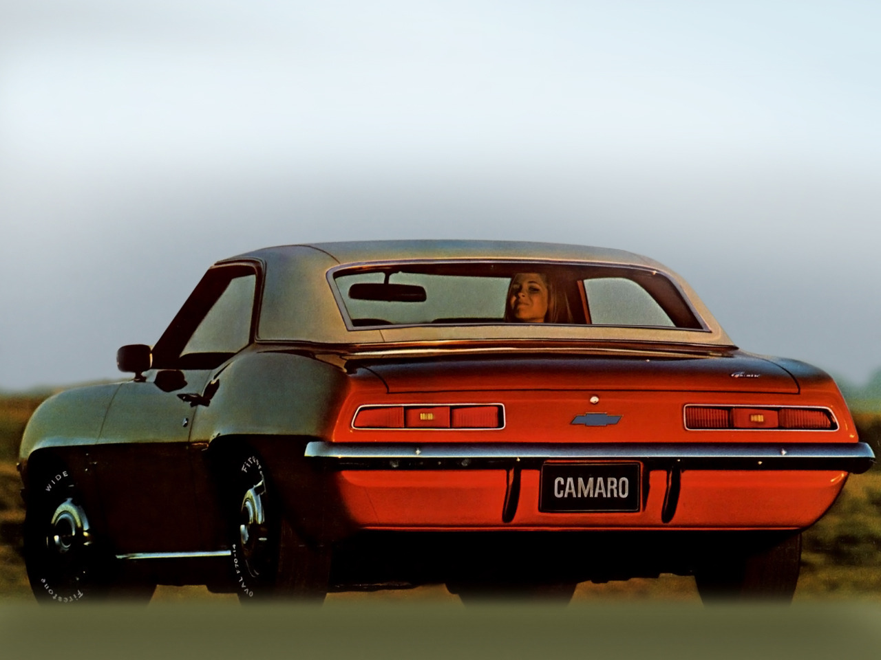 musclecardreaming:  Chevy Camaro 327