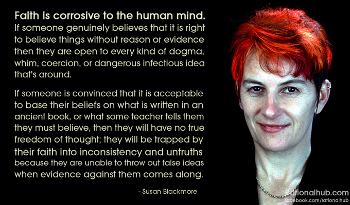 Susan Blackmore on Faith.. by ~rationalhub