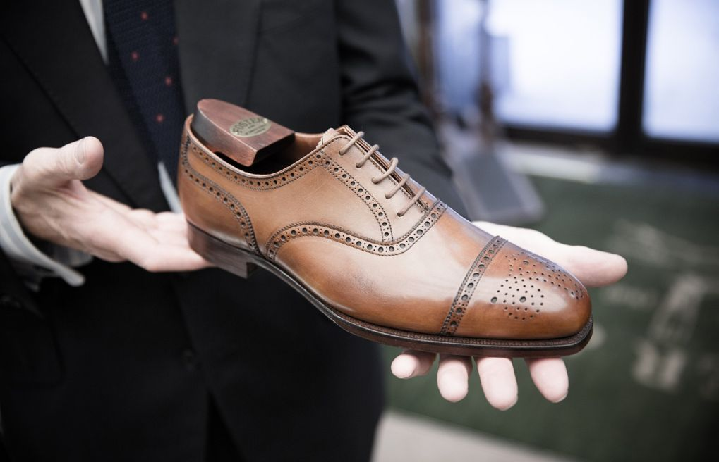 iqfashion:  Foster & Son Source: billionaire.com   English Shoemakers