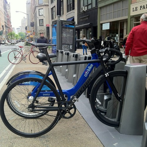 Unknown track bike share?  Sure why not!? 😜