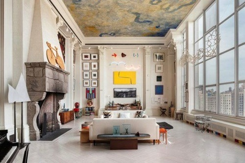 How To: Decorate Interiors with High Ceilings