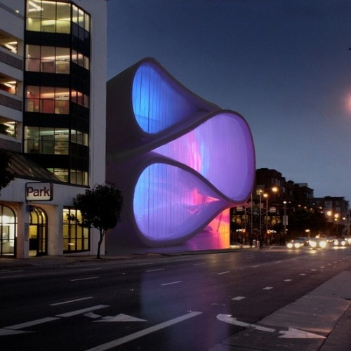 thesourcecodes:  Museum of Performance and Design, California