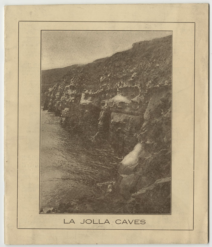 Scenic views of La Jolla (La Hoya), 1915 Catalog record