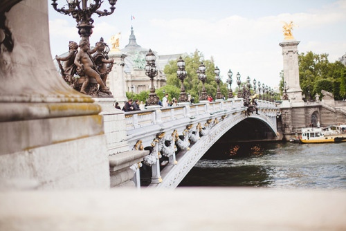 convexly: Pont Alexandre III by Carrie WishWishWish on Flickr. don't remove credit