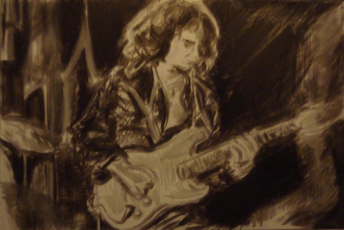 © Becky Welton 2013 Done all I could do with my Blackmore on glass sketch. It was only an A6 piece of glass, super-fiddly with those thick chinagraph pencils. I'll draw on a bigger piece next time! :)