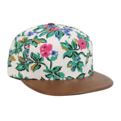 (via ONLY NY | STORE | Hats | Vintage Denim Floral Hat)