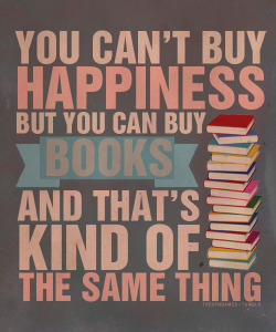 thingssheloves:  (via Books Art Print by thespngames | Society6)