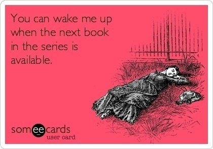 Exactly! #bookseries
