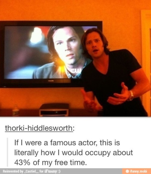 Hahaha oh jared is so hilarious