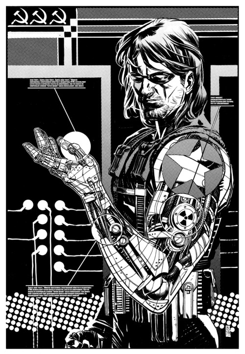 Winter Soldier - Nic Klein