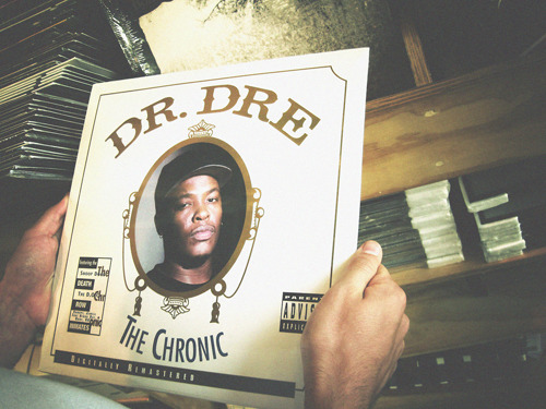 Album Cover (1992) Dr. Dre // The Chronic Classic: sic |ˈklasik| (adjective): Judged over a period of time to be of the highest quality and outstanding of its kind. Photo Source: ThaRuthlessVillain.com