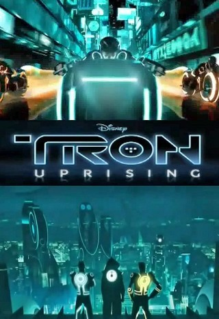 I'm watching Tron: Uprising                        Check-in to               Tron: Uprising on GetGlue.com