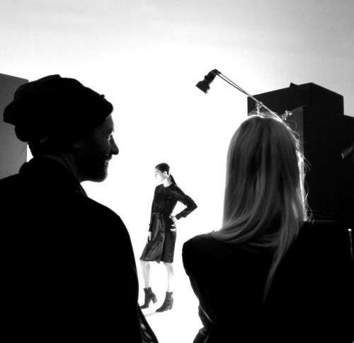 SHOOTING THE FALL 2013 CAMPAIGN
