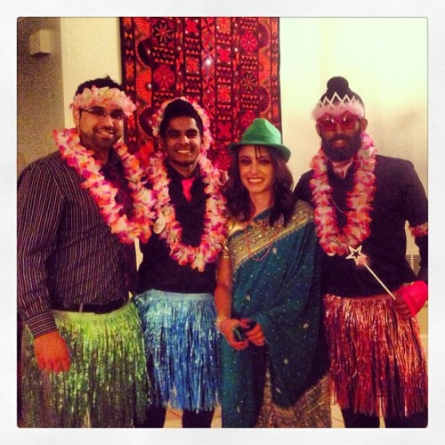 Just another Empire Party! #bhangra #bhangraempire