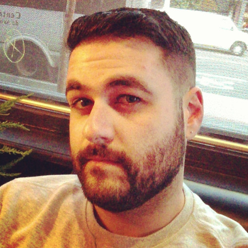 yummybearmen:  symbear:  Can't wait for Portland. Got my haircut and lookin cute.  Adorable.
