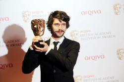 Ben Whishaw wins the leading actor BAFTA for his work on Richard II (The Hollow Crown).