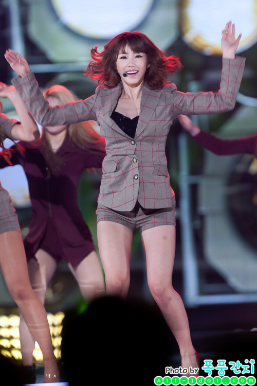 [FANTAKEN] 2013 K-Pop Collection in SeoulHyosung2013.04.21Source: all-idol DO NOT EDIT