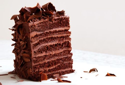 jubachocolate:  Red Eye Devil's Food Cake