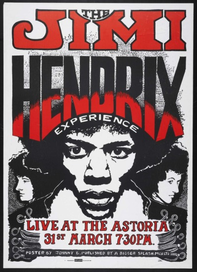 The Jimi Hendrix Experience Live At The Astoria