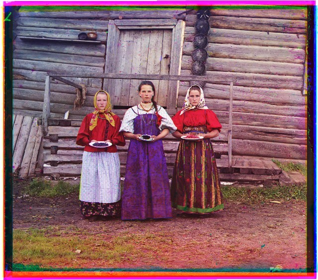 jordanelse:   Sergei Mikhailovich Prokudin-Gorskii, documentation of the Russian Empire, 1909-1915.