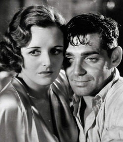 Clark Gable & Mary Astor in Red Dust, 1932Studio publicity photo of Clark Gable and Mary Astor for film Red Dust, 1932.